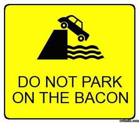 bacon-parking